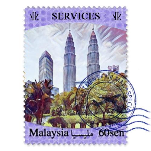 业 Service Website